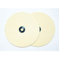 Floor Polisher Felt Discs Set of 2