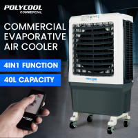 POLYCOOL 4in1 40L 220W Commercial Portable Evaporative Cooler