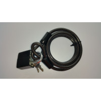 Generator Security Cable and Padlock