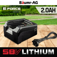 BAUMR-AG Lithium Battery Charger 58V 2Ah - E-Force 580