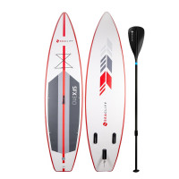 SEACLIFF Stand Up Paddle Board - Inflatable SUP Surf Kayak Paddleboard Race