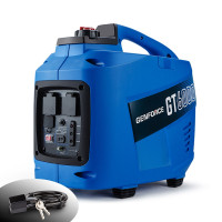 PRE-ORDER GENFORCE Inverter Generator 3700Watts Max 3200Watts Rated Portable Camping Petrol