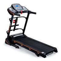 PROFLEX Electric Treadmill with Fitness Tracker Home Gym Exercise Equipment - TRX5 Elite
