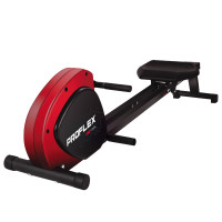 Proflex Black/Red Compact Exercise Rowing Machine