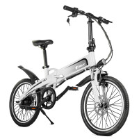 "VALK Folding eBike Alloy Frame 36V 250W Electric Bike Battery 20"" - Volt"