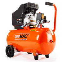 UNIMAC Portable Electric Air Compressor 50L 3HP Direct Drive - ACM-500