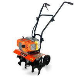 BAUMR-AG 85cc Mini Garden Soil Tiller Rototiller Cultivator - BT-699