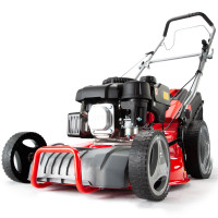 "PRE-ORDER BAUMR-AG 18"" 175cc Self-Propelled 4-Stroke Petrol Steel Deck Lawnmower- 740SX"