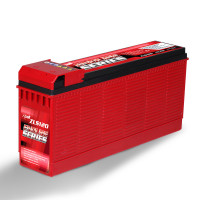 PRE-ORDER X-CELL AGM Deep Cycle Battery 12V 120Ah Slim Portable Sealed Endure Series - ZLS120