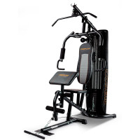 PROFLEX Multi-Station Home Gym Set with 98lbs Weight Plates- M8000