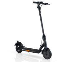 VALK 350W Folding Electric Motorised Scooter Adult Kids, Black