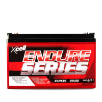 X-CELL AGM Deep Cycle Battery 12V 135Ah Portable Sealed Endure Series - ZLR135