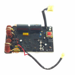 Generator Double Capacitor Inverter