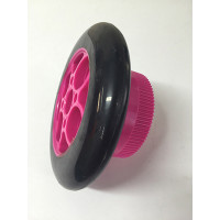 Bullet Electric Scooter Rear Wheel (Pink)