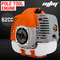 MTM Replacement Engine for Pole Tool Chainsaw Brushcutter Multi 62CC