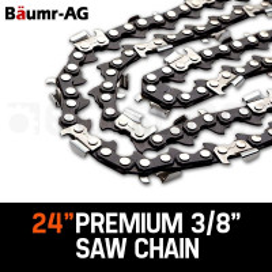 """Baumr-AG  24"""" 84 Link Premium Tru-Sharp Chainsaw Chain"""