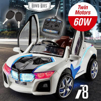 Rovo Kids BMW i8 Inspired Concept 12V Electric Kids Ride On Cars