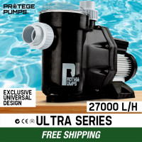 PROTEGE Swimming Pool Pump Water 1200W 1.6HP Self Priming Filter Electric Spa