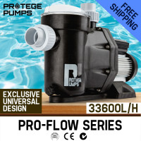 PROTEGE 2000W Swimming Pool Spa Water Pump Electric Self Priming Filter 560L/Min