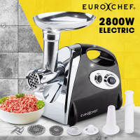2800W Electric Meat Grinder Mincer Sausage Filler Kibbe Maker Stuffer Kitchen
