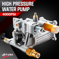 Jet-USA High Pressure Washer Cleaner Replacement Pump for all brand models with 3/4 Inch Shaft
