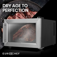 EUROCHEF 20L Dry Meat Steak Aging Fridge