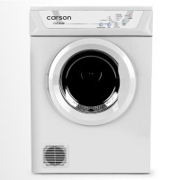 CARSON 6kg Clothes Dryer - Air-Vented Front Load Wall Mount Home Appliance