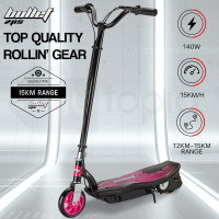 BULLET Pink 140W Electric Kids Scooter - ZPS
