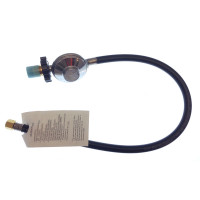 BBQ Gas Hose + Regulator