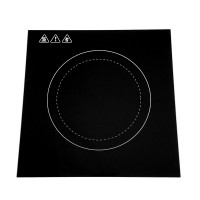Induction Cooktop Glass Top