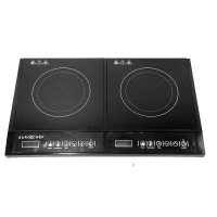 Induction Cooktop Top Panel