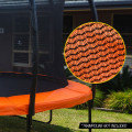 UP-SHOT 16ft Replacement Round Trampoline Inner Safety Net Enclosure 12 Pole