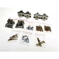 Single Bed Trundle Drawers Assembly Kit