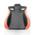 Gaming Chair Back Rest - Black/Orange