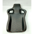 Gaming Chair Back Rest - Black/Red
