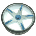 Golf Buggy Complete Right Wheel