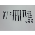 Outdoor Sun Lounge Assembly Kit