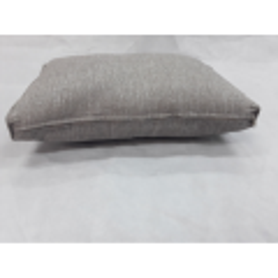 Outdoor Lounge Backrest Cushion - Medium Grey