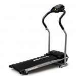 PROFLEX Electric Compact Walking Treadmill Fitness Equipment Black