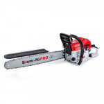 """Baumr-AG 22"""" E-Start Commercial Petrol Chainsaw Pro Series - SX75"""