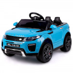 ROVO KIDS Ride-On Car Electric Battery Childrens Toy Powered w/ Remote 12V Blue