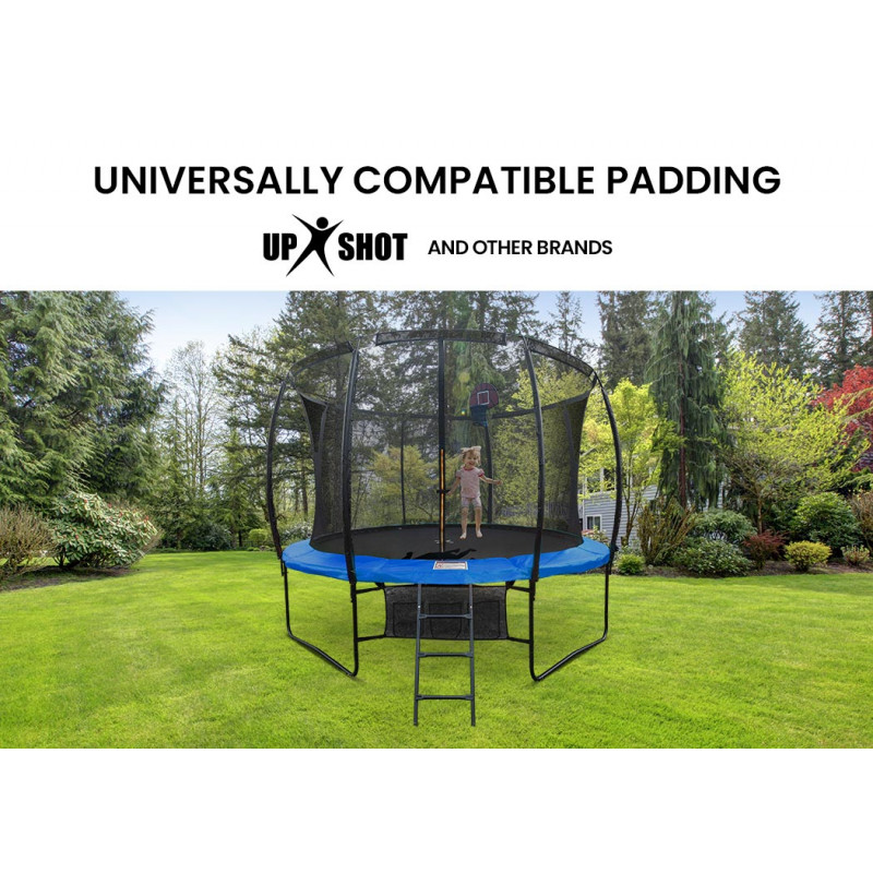 UP-SHOT 16ft Replacement Trampoline Safety Pad Padding Blue by Up-Shot