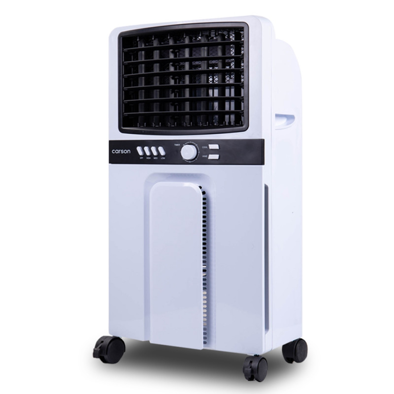 CARSON 3in1 Evaporative Air Cooler Portable Fan Humidifier Cooling Conditioner by Carson