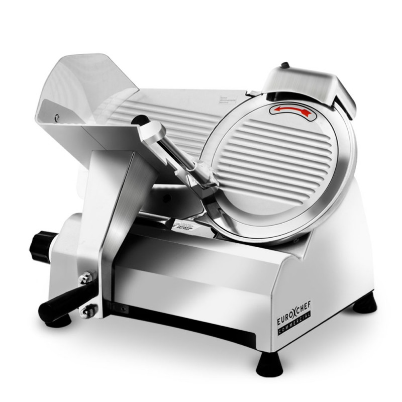 """EuroChef Commercial 10"""" Meat Slicer Food Cutting Machine Electric Deli Shaver by EuroChef"""