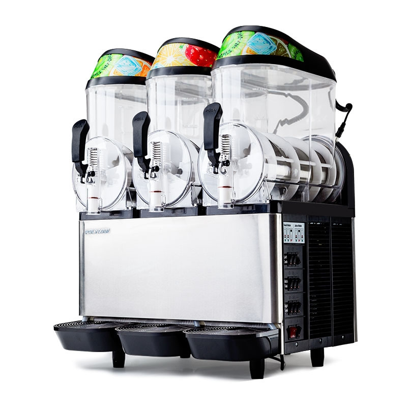 POLYCOOL 36L Slushie Machine Granita Commercial Slush Slurpee Maker Slushy Juice by PolyCool