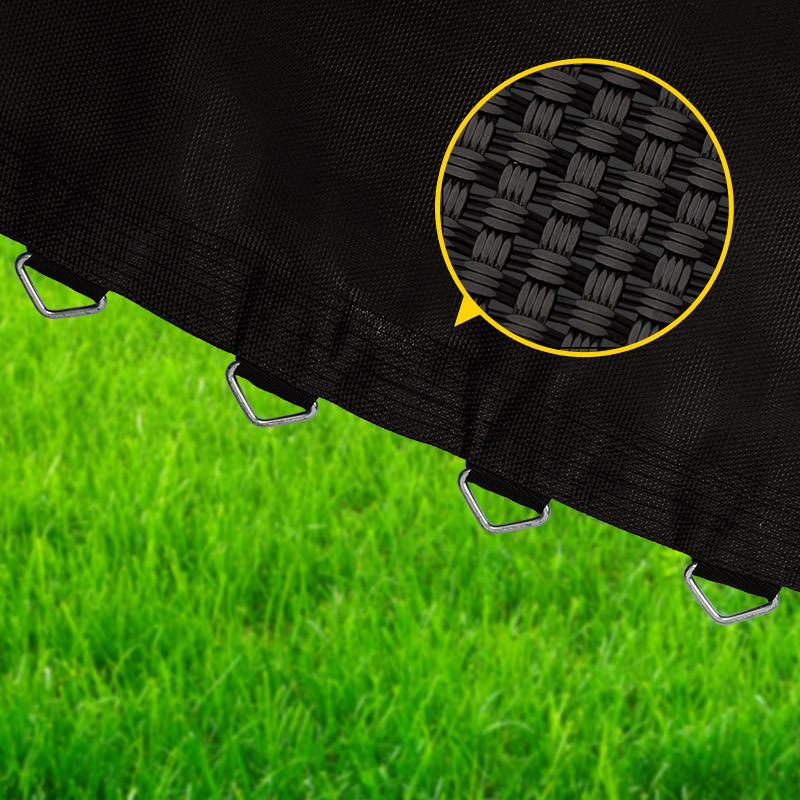 UP-SHOT 14ft Round 88 Spring Loops Inside Net Design Replacement Trampoline Mat by Up-Shot
