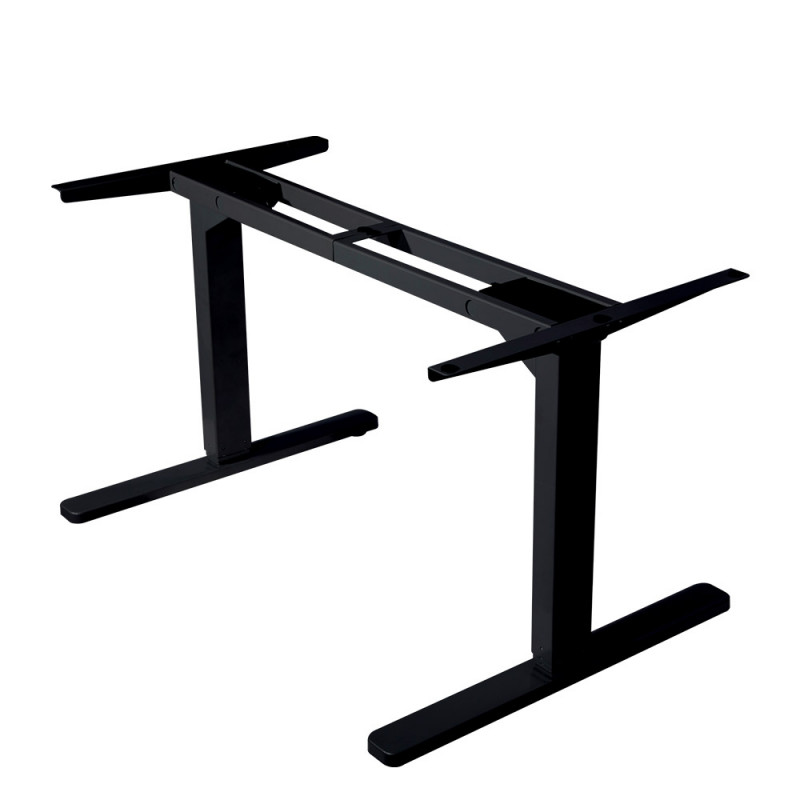 AVANTE Sit/Stand Height Adjustable Standing Desk Motorised Frame Black by Avante