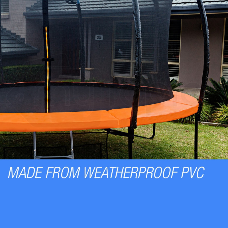 UP-SHOT 16ft Replacement Trampoline Pad - Springs Outdoor Safety Round Cover by Up-Shot
