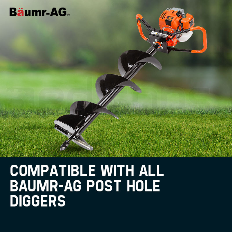 Baumr-AG Engine for Post Hole Digger Replacement 62CC Earth Auger Borer by Baumr-AG
