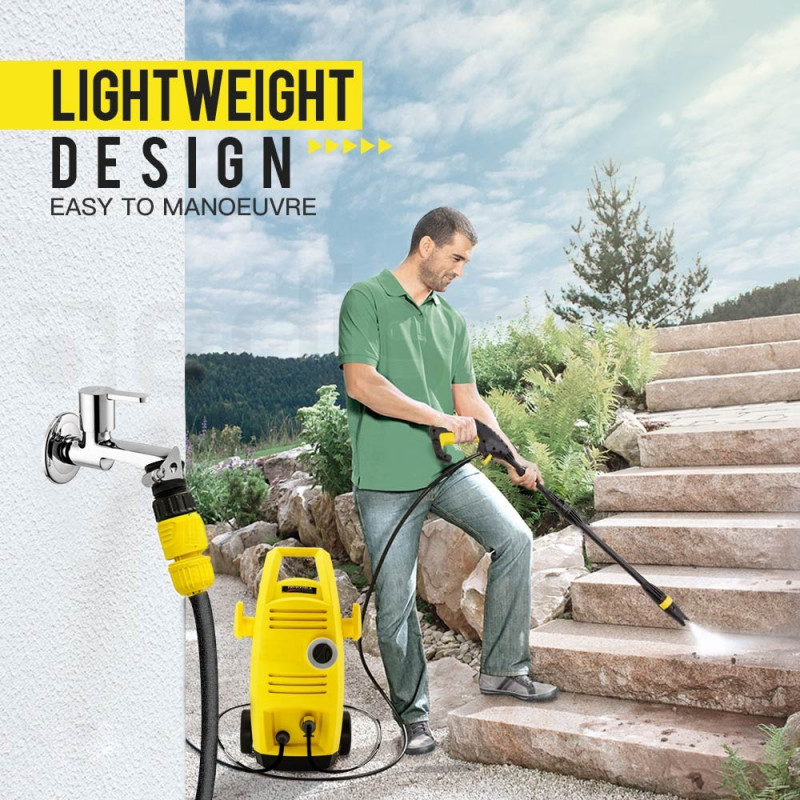 Jet-USA 3200PSI Electric High Pressure Washer- RX525 by Jet-USA